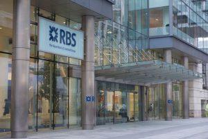 این نمایی از شعبه دیگر بانک RBS می باشد.