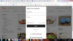 ثبت نام و روش خرید اینترنتی از اتسی etsy